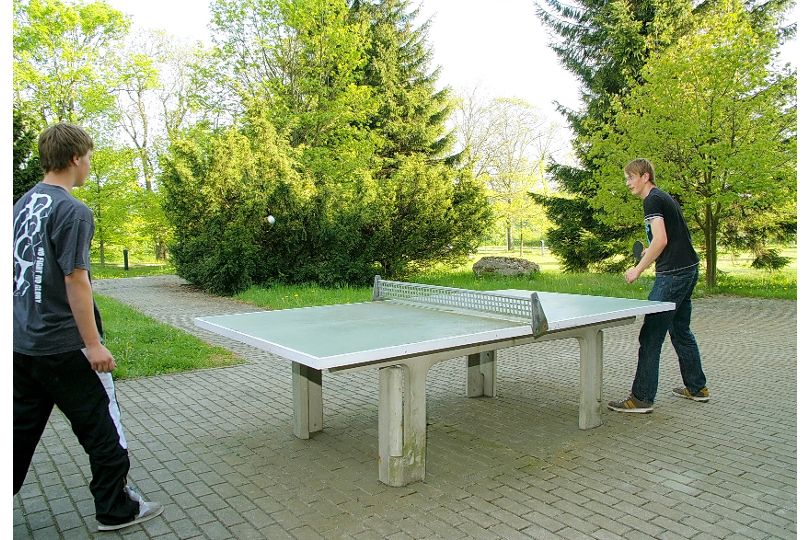 Outdoor - Tischtennis