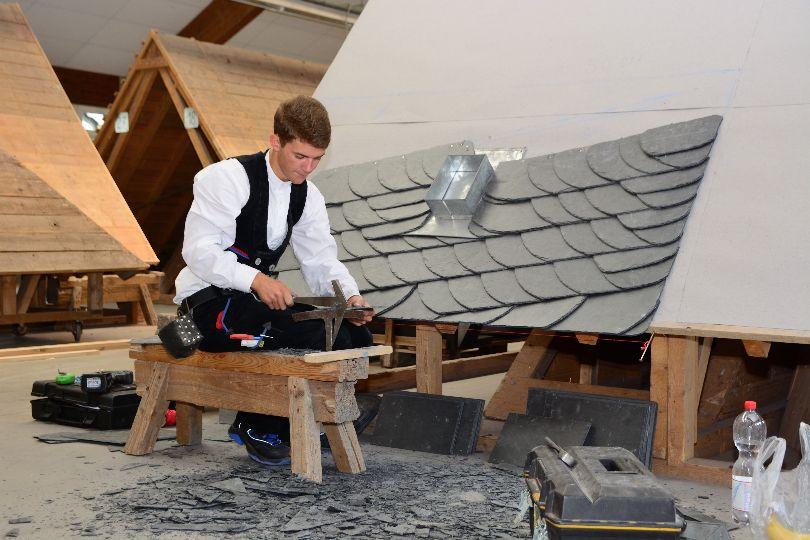 Teubner Leistungswettbewerb Dachdecker