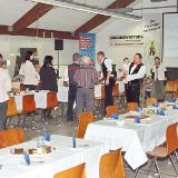 Meisterfeier Dachdeckerschule Lehesten