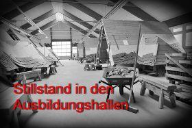Bildungsstätte geschlossen